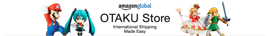 amazonglobal otaku store japan