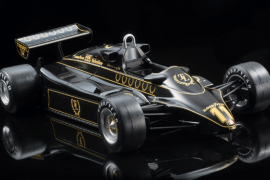 ebbro team lotus 20012 - feature