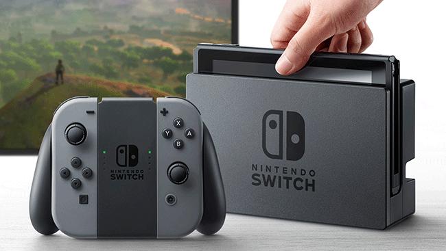 Nintendo Switch - Hardware