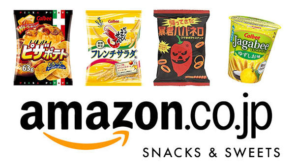 amazon japan snacks and sweets