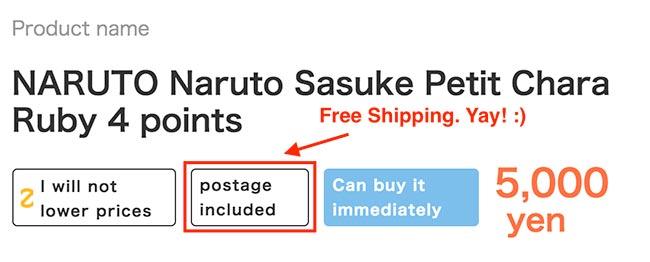 Free Domestic Shipping - Otamart