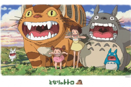 1000 piece totoro picture frame