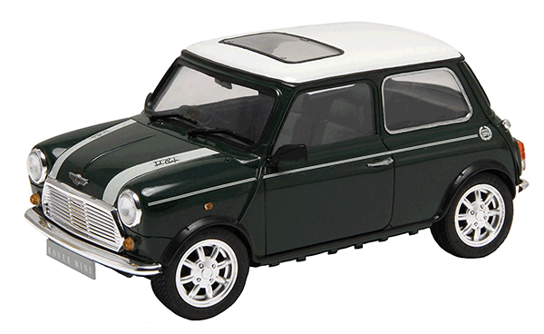 Fujimi RS-03 Old Mini Cooper 02