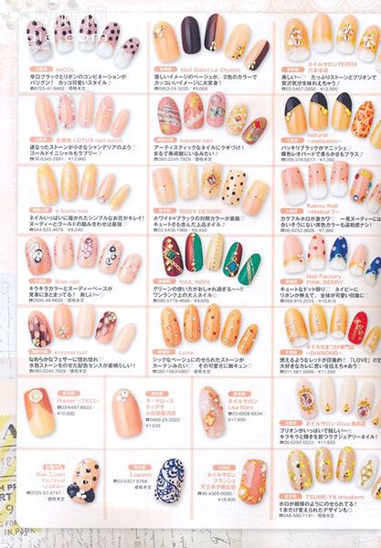 nail up! scan