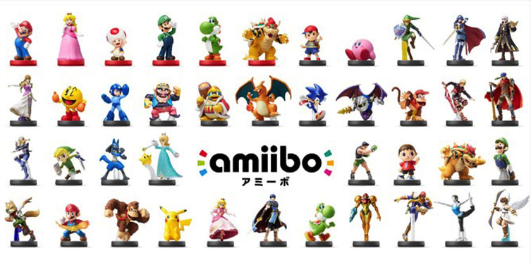 Japanese Amiibo for sale