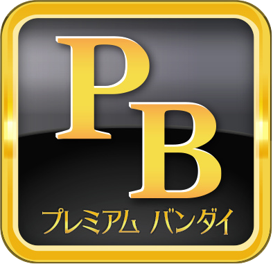 p-bandai english logo