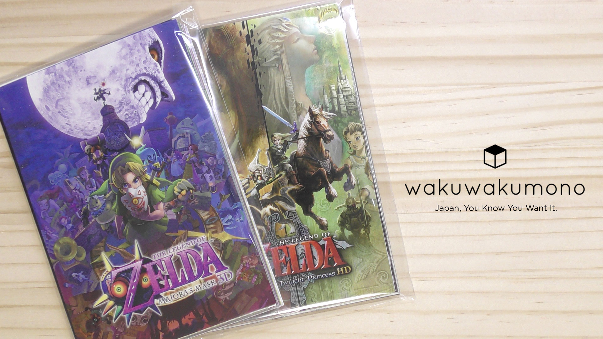 Zelda Postcards – Mercari Japan