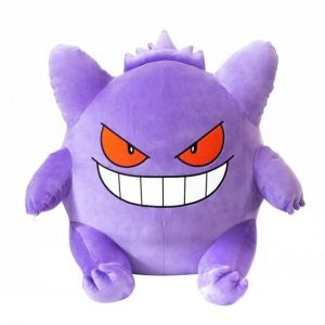 PC cushion and armrest set Gengar available for Pre-Order at P-Bandai Japan!