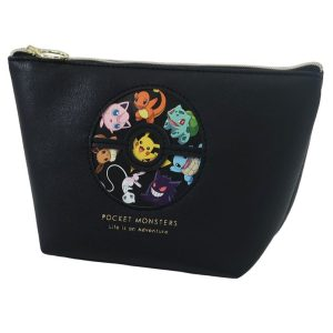 Pokemon boat-shaped cosmetic pouch