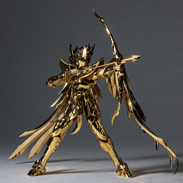 Saint Seiya Myth Cloth EX Sagittarius Seiya GOLD24
